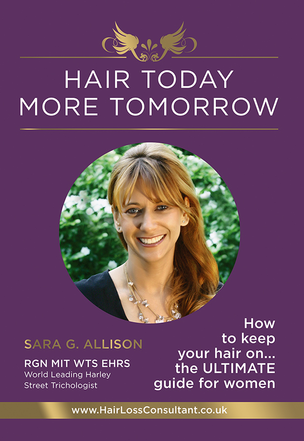Book: How to Keep Your Hair On… the ULTIMATE guide for ...