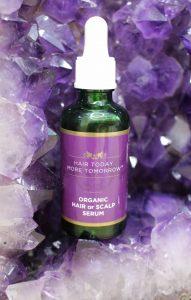 Organic Hair or Scalp Serum