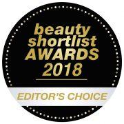 Beauty Shortlist Awards - Editors Choice 2018